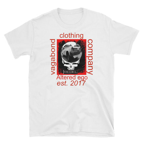Altered ego Short-Sleeve Unisex T-Shirt-vagabond clothing company-vagabond clothing company