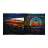 sunset beach Towel-vagabond clothing company-vagabond clothing company