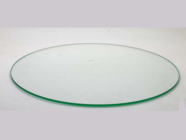 170mm Round Borosilicate Glass Plate for Kossel 3D Printer