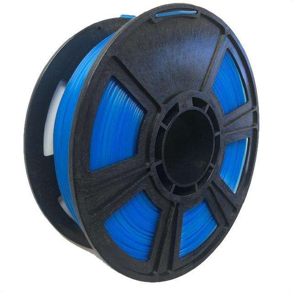 Maker PETG Filament - 2.85mm - HD Blue Glass 1kg