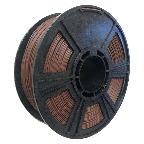 HTPLA Raptor - High Performance PLA 3D Filament- HD Dark Chocolate- 2.85mm - 1KG