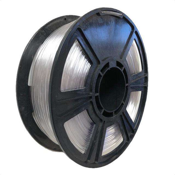 HTPLA Raptor - High Performance PLA 3D Filament- HD Clear -  1.75mm - 1KG