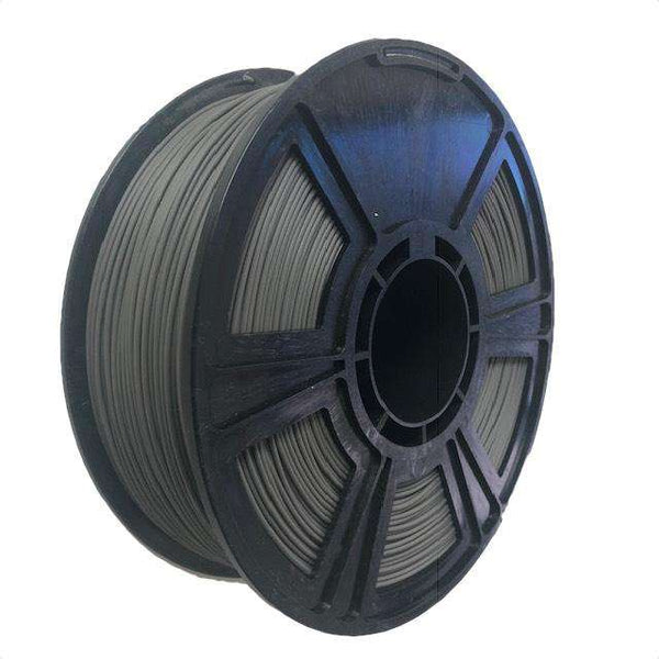 HTPLA Raptor - High Performance PLA 3D Filament - HD Battleship Grey  -  1.75mm  -  1KG