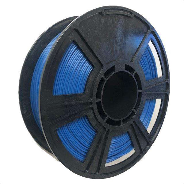 HTPLA Raptor - High Performance PLA 3D Filament - HD Blue Steel  -  1.75mm  -  1KG