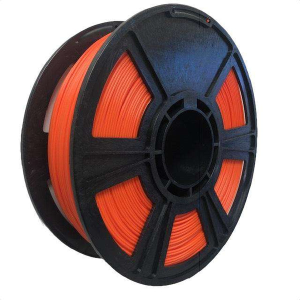 Maker PLA Filament -  2.85mm - Tiger Stripe Orange 1kg