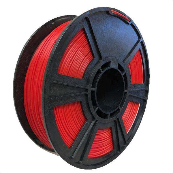 Maker PLA Filament -  2.85mm - Racy Red 1kg