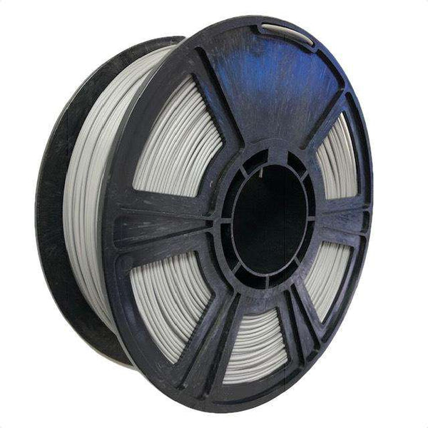 HTPLA Raptor - High Performance PLA 3D Filament - HD Pure Grey  -  1.75mm  -  1KG