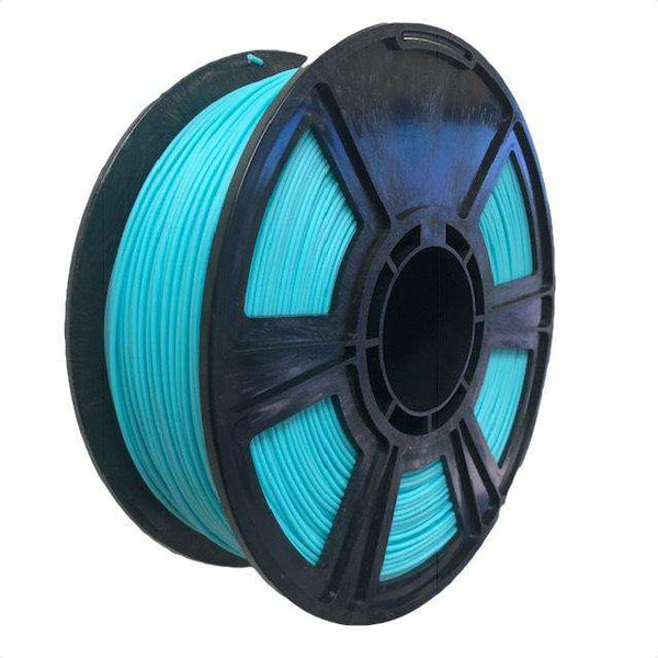 HTPLA Raptor - High Performance PLA 3D Filament - HD Vivid Teal  -  1.75mm  -  1KG