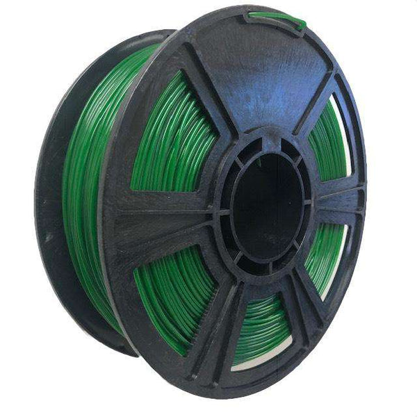 Crystal Series PLA Filament - 1.75mm - Translucent Green - 1KG