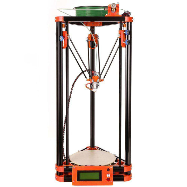 Mini Kossel 3D Printer Kit + 4kg FREE 3D Filament