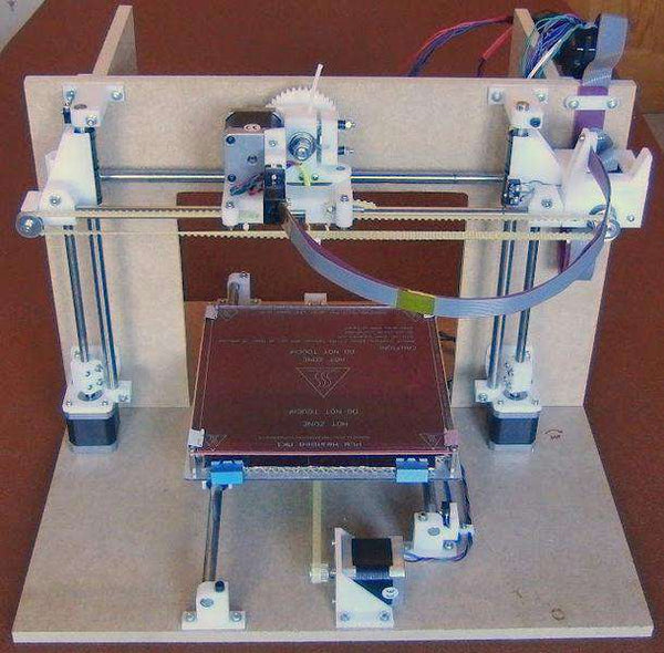 Mendel90 Printed Parts Kit (printed parts only)