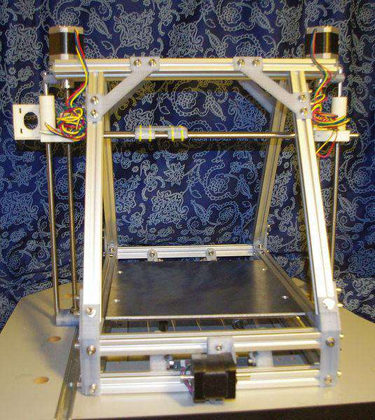 MendelMax 1.5 RepRap 3D Printer Kit (printed parts only)