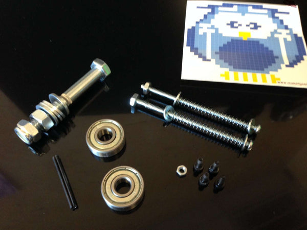 Wade Reloaded Extruder Hardware Kit
