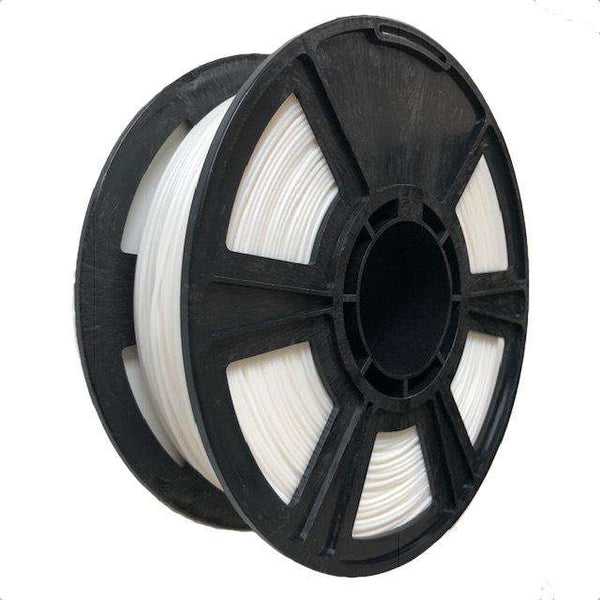 Maker PLA Filament -  2.85mm - White Hot (White) 1kg