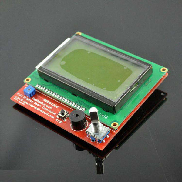 Extra Large Full Graphics Smart Controller - 12864 LCD for RAMPS 1.4