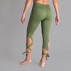 You've Got This Legging - Military Green