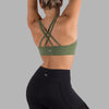 Goddess Bra - Military Green