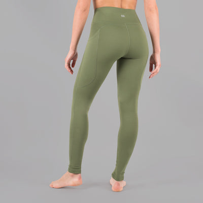 Kyla Legging - Military Green