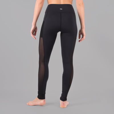 High Times Legging - Black