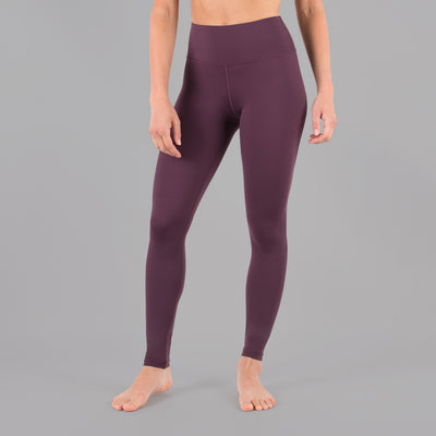 Bend & Twist Legging - Acai
