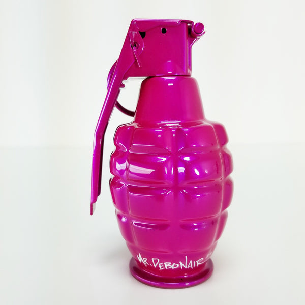 Louis Vuitton Pink Pearl Art Grenade