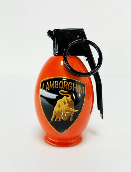 Lamborghini Orange Pearl Art Grenade