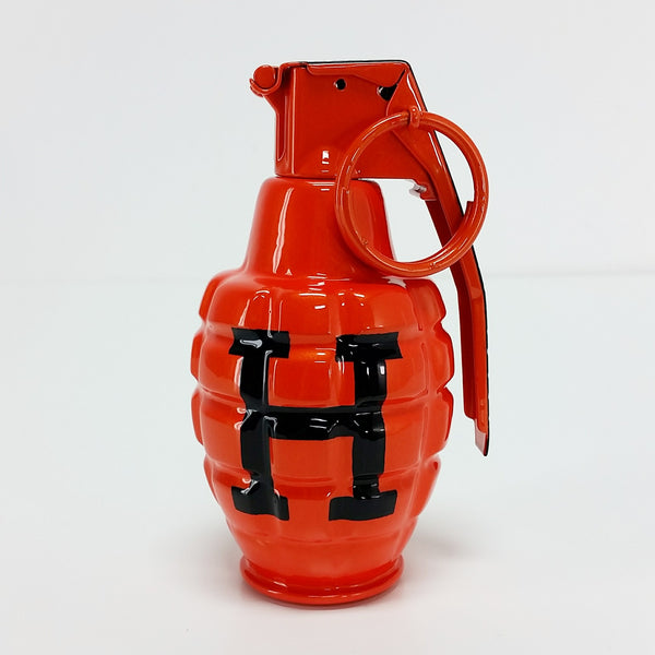 Hermes Orange Pearl Art Grenade