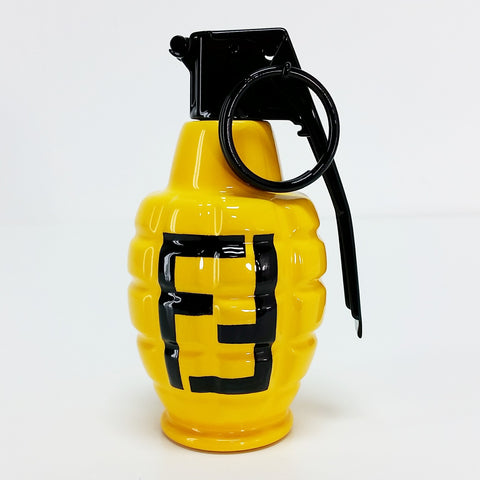 Fendi Yellow Art Grenade