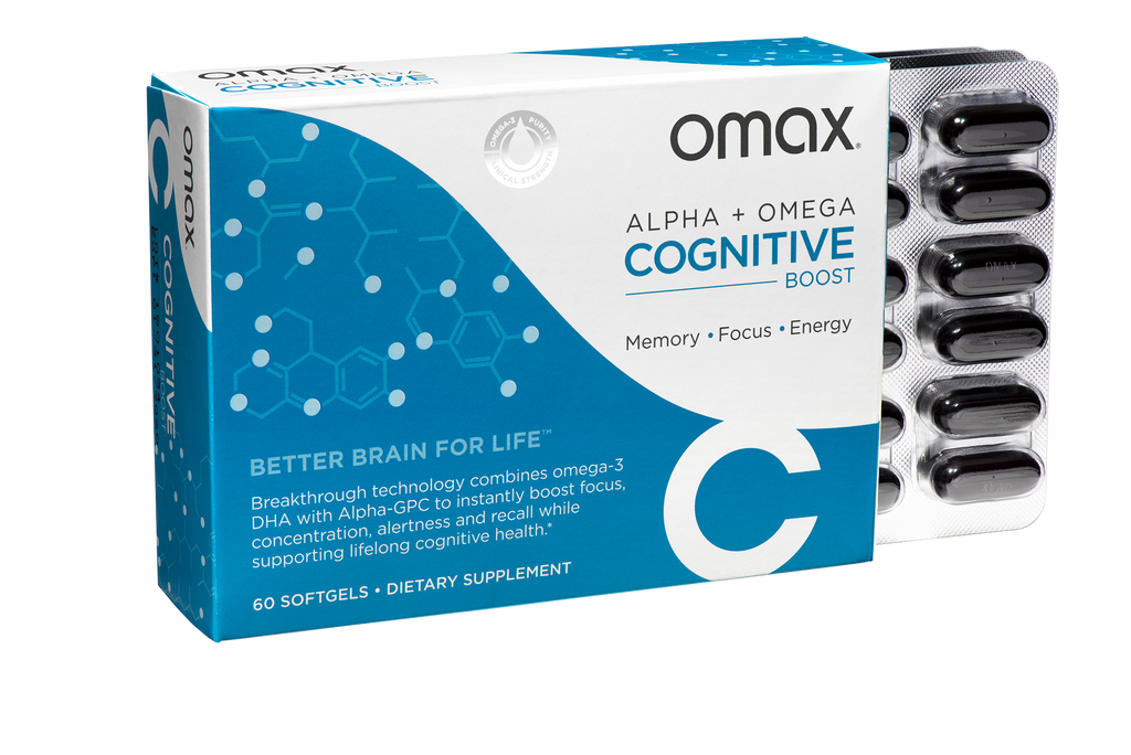 Omax® Cognitive Boost