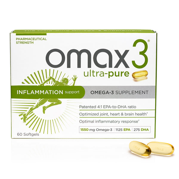 Special Savings - Omax3® Ultra Pure Omega 3