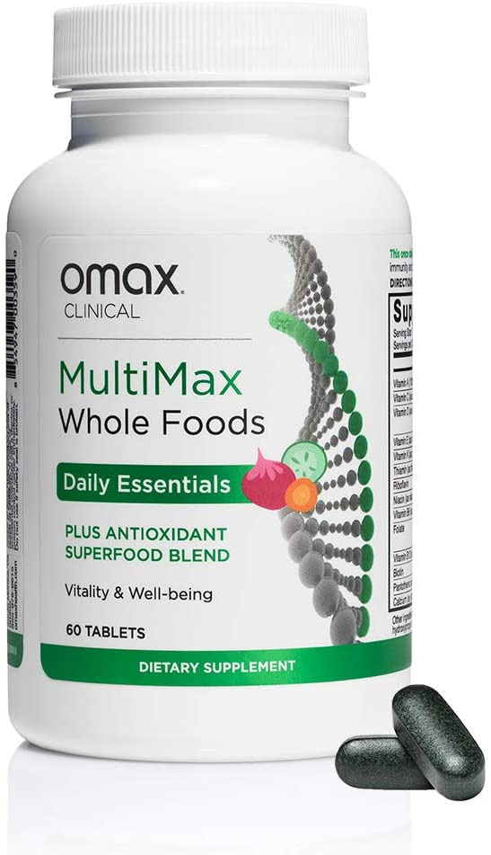 Omax MultiMax Whole Foods Daily Essentials