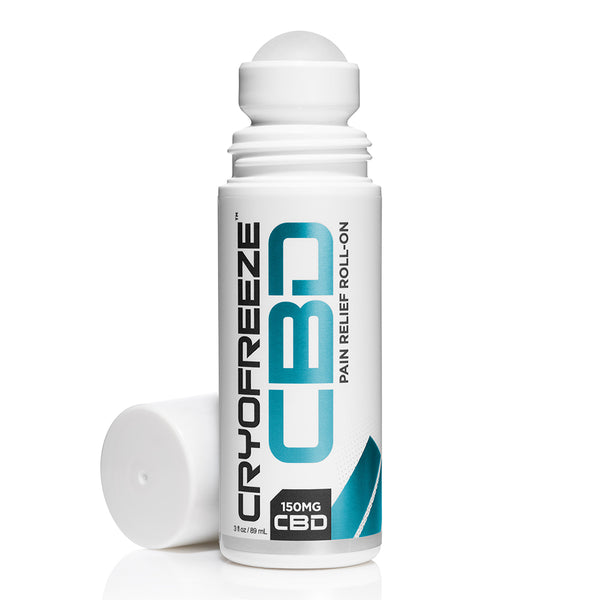 20% Off Special, reg. $34.95 - CryoFreeze CBD Pain Relief Roll-On