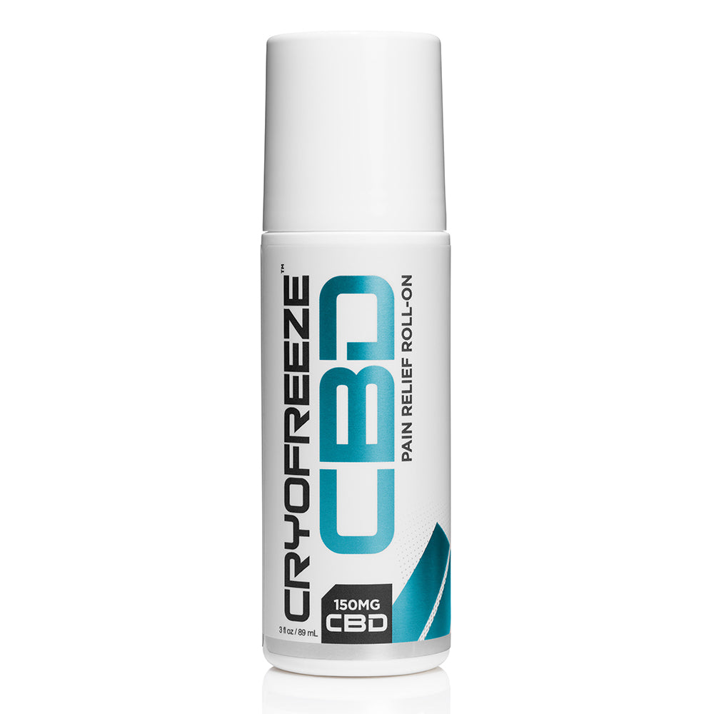 20% Off Special, reg. $34.95 - CryoFreeze CBD Pain Relief Roll-On - Omaxhealth.com