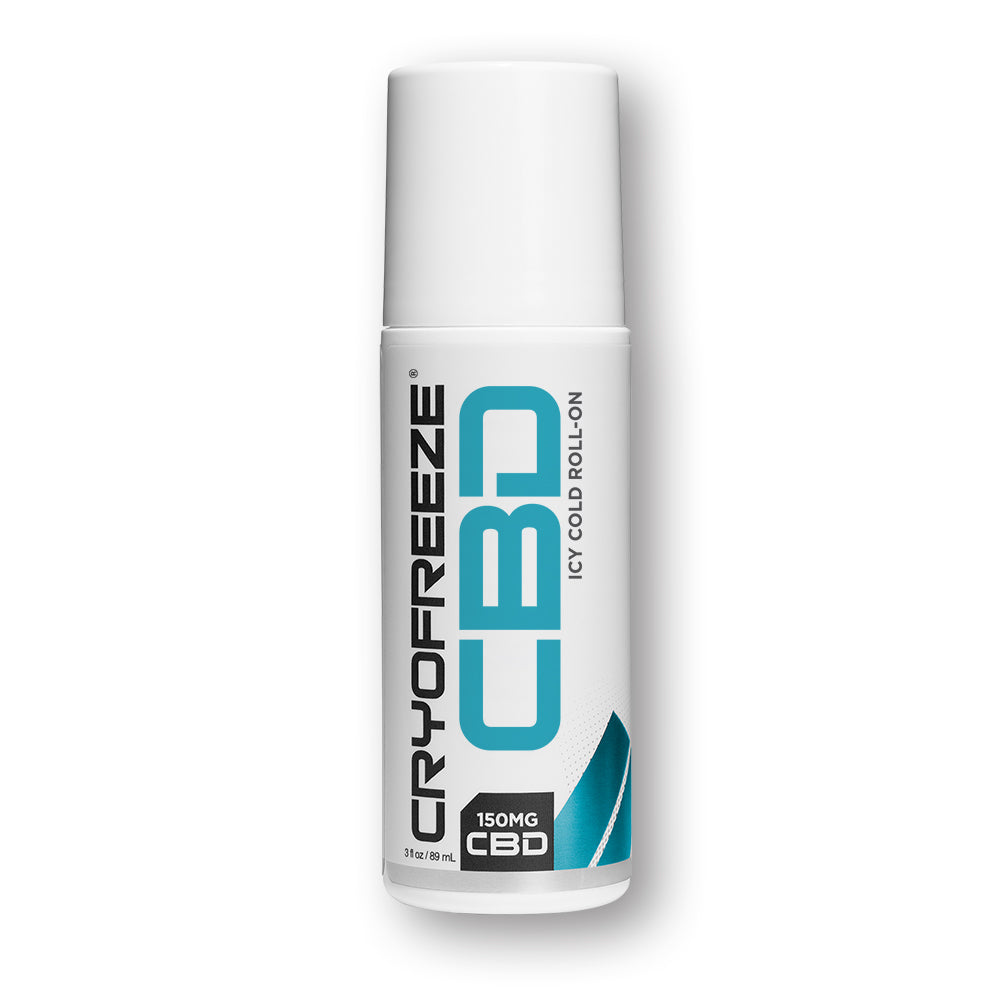 CryoFreeze CBD Pain Relief Roll-On - Omax Health