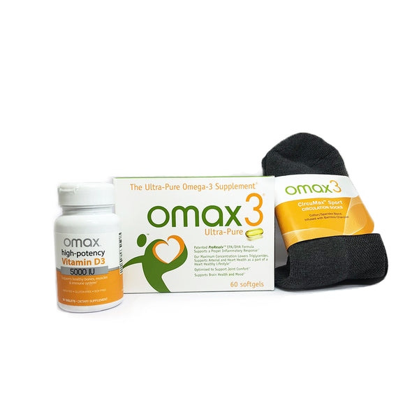 Omega-3 Inflammation Support Bundle