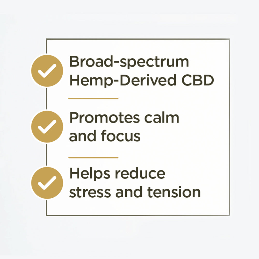 Omax® Pure Tincture CBD Oil - Omax Health