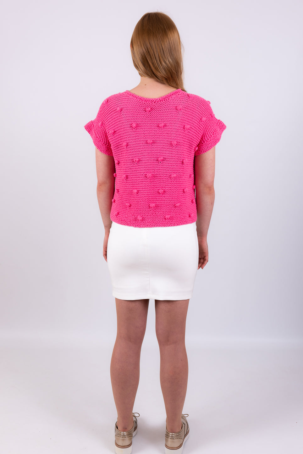 Bobble Top | Pink