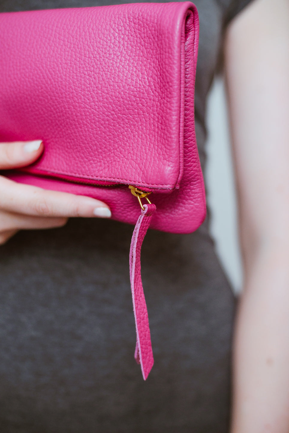 Jamie Clutch | Indian Pink