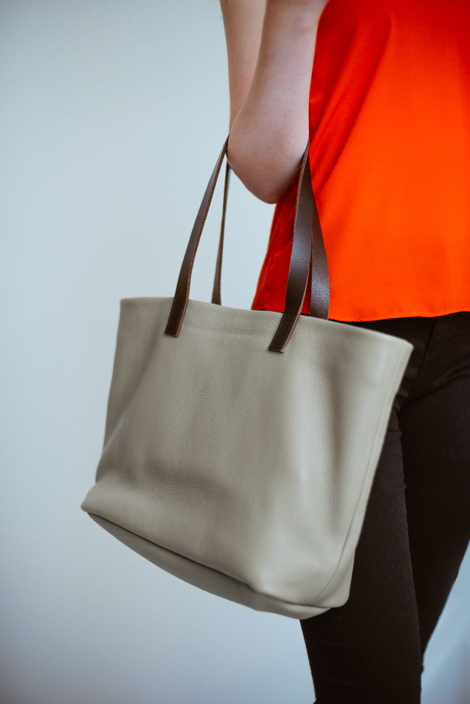 Baby Alabama Worley Tote | Taupe