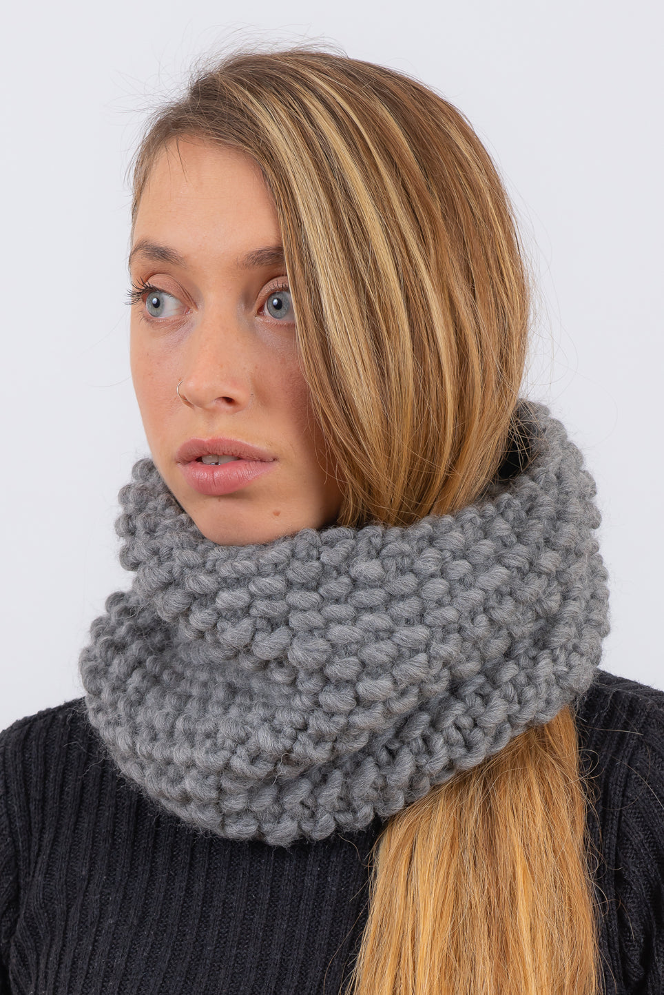 Urban Snood | Anthracite Grey