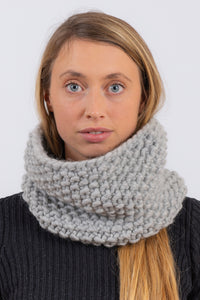 Urban Snood | Pebble Grey