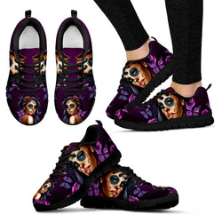 Calavera Girl - Women's Sneakers - Black Sole