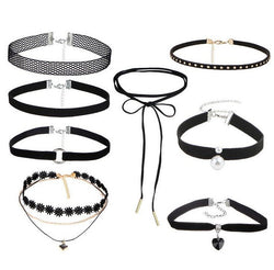 The 7 Choker Collection