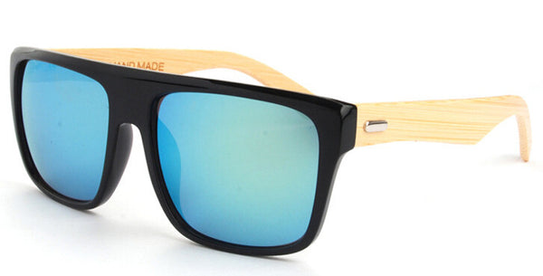 Wooden sunglasses bamboo Beach for Driving