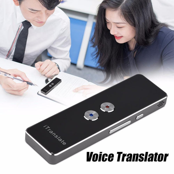 iTranslate™ Portable Multi-Language  Voice Translator (32+ Languages)