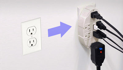 USB Outlet Multiplier