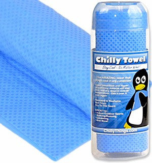 The ORIGINAL Chilly Towel - Stay Cool!