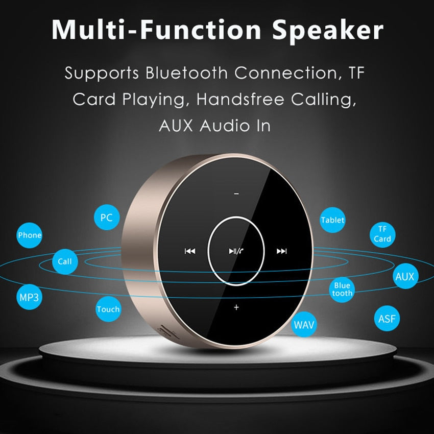 A6 Portable Bluetooth Speaker