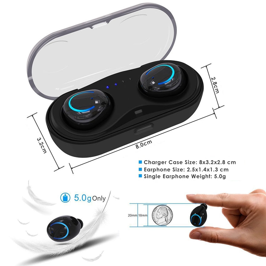Q13S Mini Bluetooth Earbuds