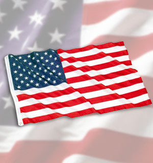 American Flag - 3x5 Foot (Standard Size) - Limit of 8